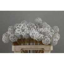 STICK BAROQUE BALL BLANCO